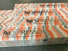 NESPRESSO NORDIC CLOUDBERRY JUST ISSUED  NIB 4 SLEEVES LIMITED EDITION 40 PODS