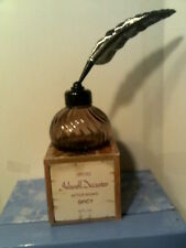 Vtg 1969 Avon Inkwell Decanter - Empty In Box-Great Condition -Free Shipping
