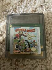 Extreme Sports With The Berenstain Bears (Nintendo Game Boy Color) Complete!