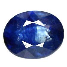 TOP BIG SAPPHIRE : 2,77 Ct Natürlicher Blau Saphir  aus Ceylon