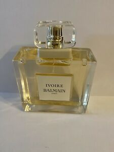 ivoire Balmain Eau De Parum 100 ml. No Box ,New