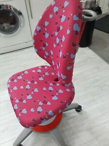 MOLL MAXIMO FORTE CHILDREN'S CHAIR/ PINK