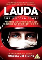 Lauda: The Untold Story (DVD) Official Formula 1 Movie Gift Idea - Superb Film
