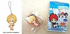 Shokugeki no Soma Food Wars Rubber Strap Boys Assorted Takumi Aldini Licensed