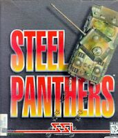 STEEL PANTHERS w/CAMPAIGN +1Clk Windows 10 8 7 Vista XP Install