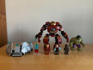Lego Super Heroes Marvel 76031 The Hulk Buster Smash Set