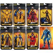 Hasbro Marvel Legends X-men Apocalypse Wave 3 7 Figure Set Wolverine Magneto New