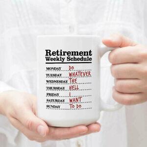 Funny Retirement Gifts For Women Men Dad Mom Retirement Coffee Mug Gift Retired