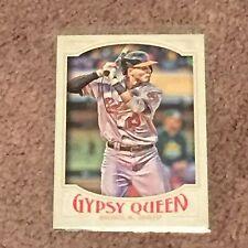 2016 Topps Gypsy Queen #128 Manny Machado Baltimore Orioles Baseball Card NM/M