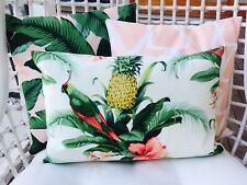 **STUNNING NEW TROPICAL INDOOR/OUTDOOR TOMMY BAHAMA CUSHION COVER 52x35cm*