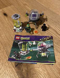 Ninja Turtles Tmnt Lego Set