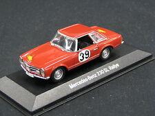 Minichamps Mercedes-Benz 230 SL 1963 1:43 #39 Böhringer / Eger (JS)