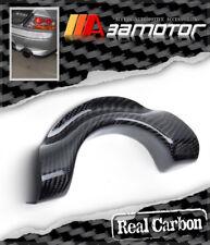 Carbon Fibre Bumper Exhaust Heat Shield for Mitsubishi Evolution JDM EVO 7 & 8