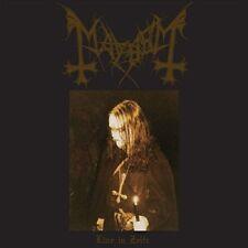 Mayhem - Live In Zeitz [New CD]