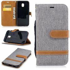 Samsung Galaxy J5 2017 Étui Coque Téléphone Portable Protection Pochette de Gris