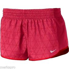 NIKE NWT Sz.M Nike Women's Racer Printed Running Shorts Inner Briefs 588631
