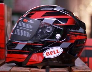 Bell Revolver EVO (Segment Red)