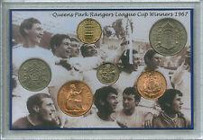 Queens Park Rangers QPR Q.P.R League Cup Final Winners Retro Coin Gift Set 1967