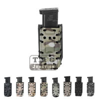 Emerson 9mm Mag Pouch Belt Loop Tactical Scorpion Magazine Carrier Double Stack