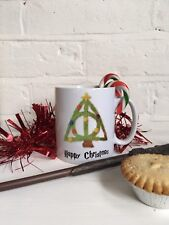 Harry Potter Christmas Mug. Gift Idea/ Stocking Filler/ Secret Santa