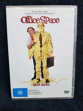 DVD -   Office Space - Ron Livingston, Jennifer Aniston & David Herman