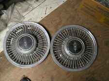1971 1972 1973 olds hub caps wire