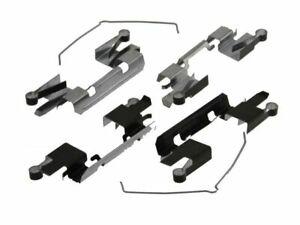 For 2005-2012 Nissan Xterra Disc Brake Pad Installation Kit Front 41914HN 2007
