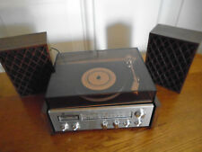 New Vintage Mini Novelty Home Stereo Plastic AM Amplifier System Receiver