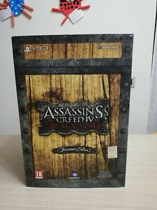 Assassin's creed black flag ps3 Collector Edition