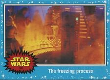 Star Wars Journey To The Force Awakens Base Card #56 The freezing process
