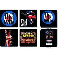 The Who 4 x drinks coaster set (ro)