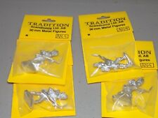 Tradition Toy Soldier 30mm Metal Figure AN4 NAPOLEONIC AUSTRIAN New in Pack ()