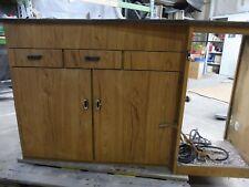 Aus HYMER 650 Küchenblock mit  2 flamm. Kochmulde ,  Spülbecken , Arbeitsplatte