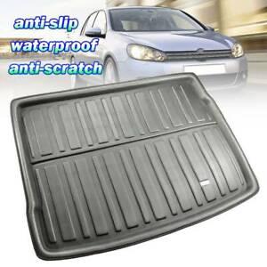 Rear Trunk Tray Boot Liner Cargo Mat Floor For VW Golf MK5 MK6 Hatch 2004-2012
