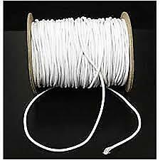 Birch 50m Round Elastic Cord - 009205-ORANGE