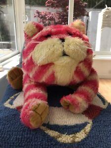 Vintage Bagpuss Large Soft Toy (Thinking Cap)