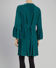 TUNIC  TEAL ONE SIZE
