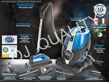 Sirena Water Vacuum, Water Air Purifier Filter , Rainbow Fragrances. 2018 Model