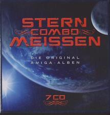 Étoile Combo Meissen Original Amiga albums 7cd Box * NOUVEAU * tous les albums