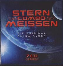 STERN COMBO MEISSEN Original AMIGA Alben 7CD Box * NEU * Alle Alben