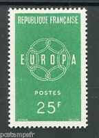 FRANCE, 1959, timbre 1218, EUROPA, neuf**