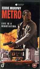 Metro, Eddie Murphy, VHS Video Tape