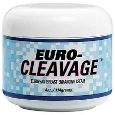 Breast / Butt Enlargement / Enhancement Cream - Firming, Lifting - Euro Cleavage