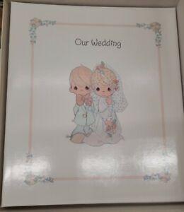 """Precious Moments """"Our Wedding"""" Photos Hallmark Photo Album"""