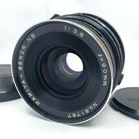 【NEAR MINT】 Mamiya Sekor NB 90mm f/3.8 Lens RB67 Pro S SD from Japan 767
