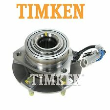 Chevrolet Pontiac Saturn Vue Front Wheel Bearing and Hub Assembly Timken 513189