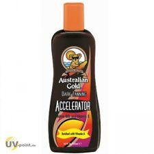 AUSTRALIAN GOLD ACCELERATOR LOTION 250ml Solarium Kosmetik Sonnen Lotion Creme