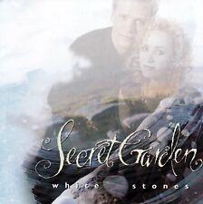 White Stones SECRET GARDEN CD   SirH70