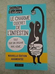 GIULIA ENDERS / LE CHARME DISCRET DE L INTESTIN