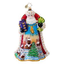 Christopher Radko - Midnight Sky - Limited Edition Ornament - Santa 1017034